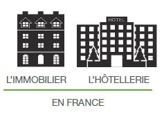 Marché Hôtelier et Immobilier Français