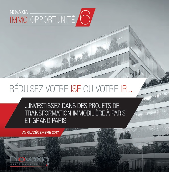 Novaxia Immo Opportunité 6